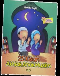 25 Kisah Akhlak Anak Muslim